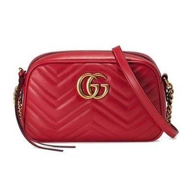 1d0978ad2284 Gucci Gg Marmont Small Matelass Shoulder Bag 1 | HEWI London