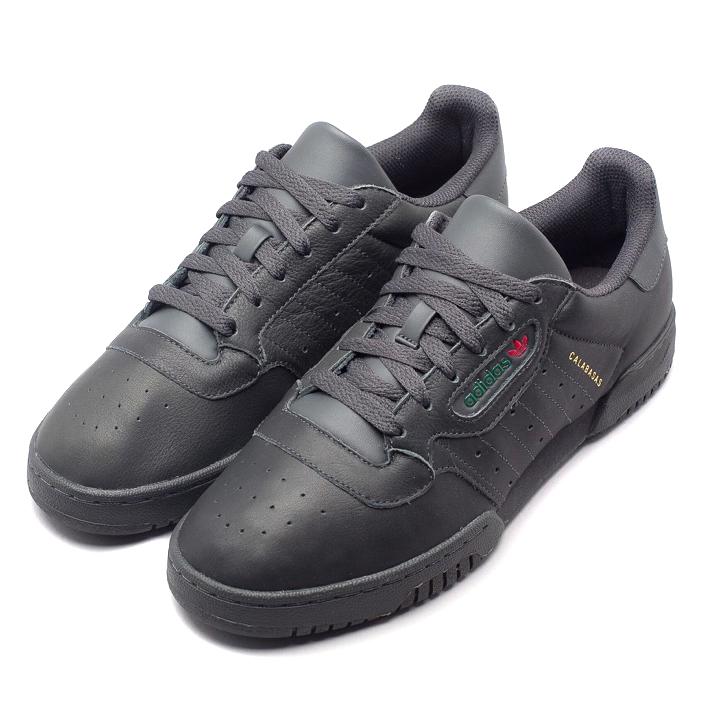 Yeezy x Adidas Powerphase Black Core Trainers