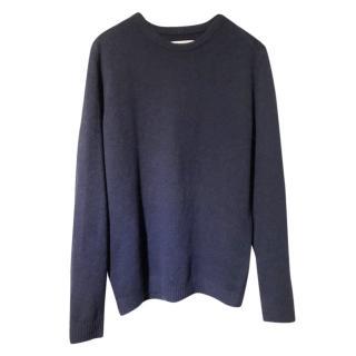 Samsoe & Samsoe navy wool sweater - New Season