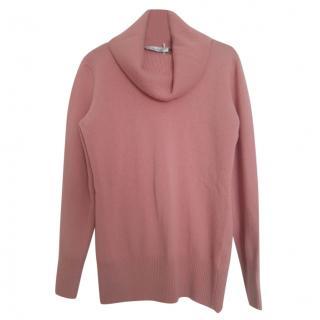 Max Mara roll-neck wool sweater