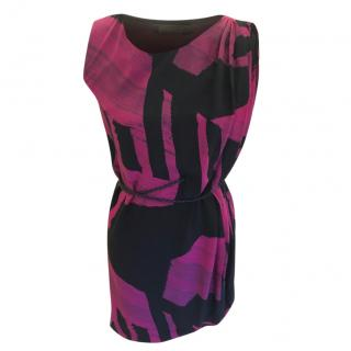Pinko block-print dress