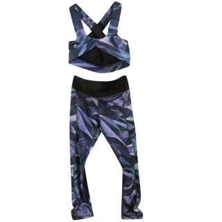 Lululemon two-piece activewear set worn once