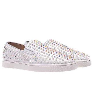 Christian Louboutin Roller Boat slip-on trainers