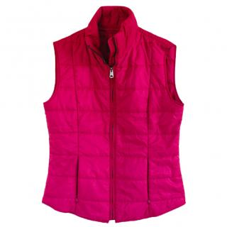 Max Mara Quilted Winter Gilet