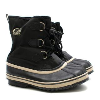 Sorel Navy Waterproof Boots