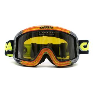 Carrera Ultrasight Cristalline Graphite Filter Ski Goggles