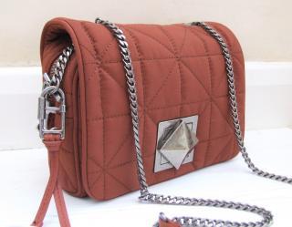 Sonia Rykiel quilted-nylon bag