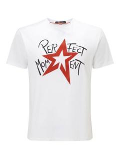 Perfect Moment star logo tshirt