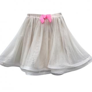 Billieblush Girls Tulle Skirt