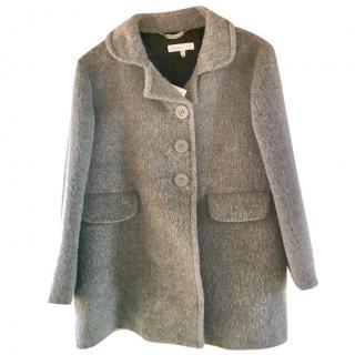 See by Chloe grey coat