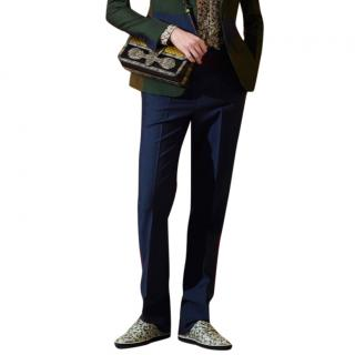 Bottega Veneta wool-blend trousers