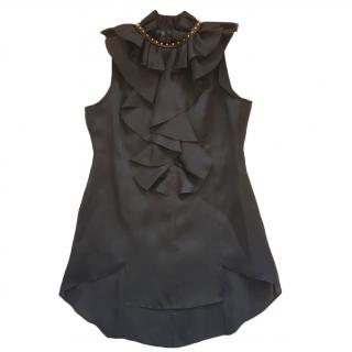 Thomas Wylde silk sleevless top
