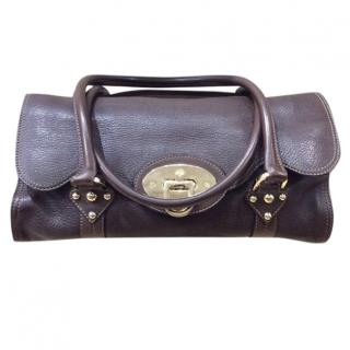 415503ab4cd6 Mulberry Bayswater Leather Handbag