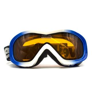 Uvex Orange-Lens Kid's Ski Goggles