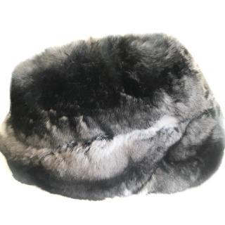 Amber Bishop Chinchilla hat