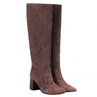 Maryam Nassir Zadeh Suede Boots
