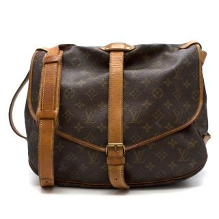 Louis Vuitton Saumur 35 10473 Monogram Shoulder Bag