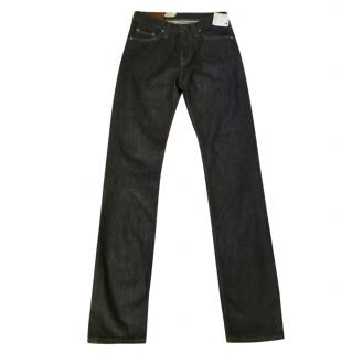 J Brand relaxed straight leg jeans NEW sz. 28