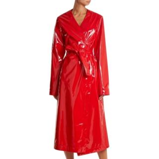 Aticco Marlo belted trench coat