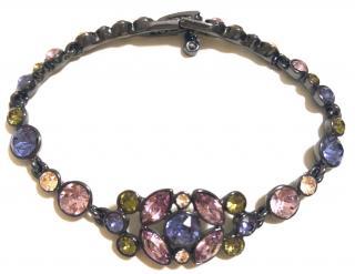 Givenchy crystal-embellished bracelet