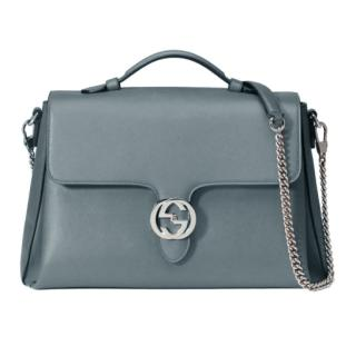 Gucci Interlocking-G Leather Bag