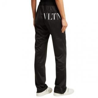 Valentino VLTN-print technical track pants - New Season