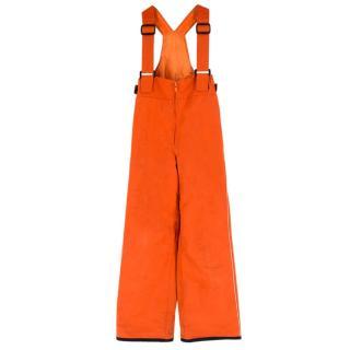Phenix Boy's Orange Salopettes