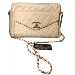 Chanel quilted vintage bag