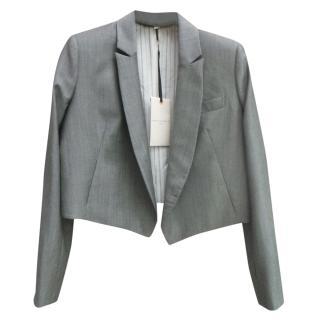 Twenty8Twelve grey cropped blazer