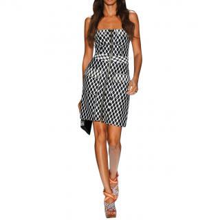 Diane von Furstenberg Adida strapless dress