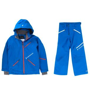 Peak Performance Boy's Blue Ski Set