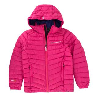 Peak Performance Girl's Pink Quilted-Down Jacket