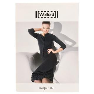 Wolford Black Katja Skirt