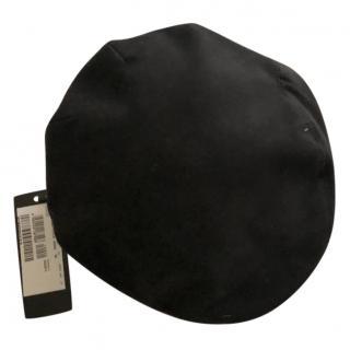 Dolce & Gabbana black cotton cap