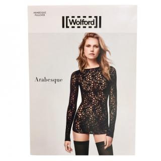 Wolford Arabesque Lace Pullover