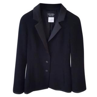 Chanel notch-lapel jacket