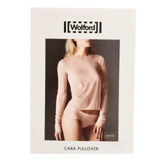 Wolford Swarovski Crystal Cara Pullover