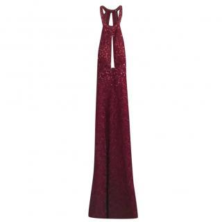 Morilee embellished gown
