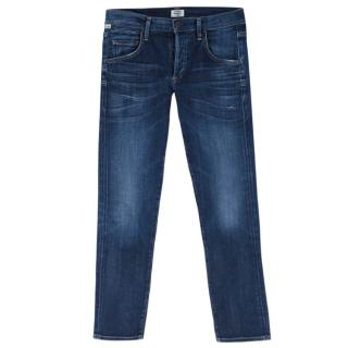Citizen of Humanity Emerson slim-fit boyfriend jeans