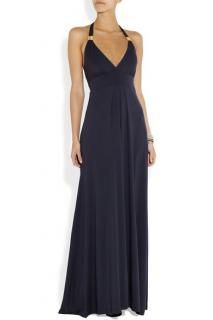 Heidi Klein willow bay stretch-jersey maxi dress