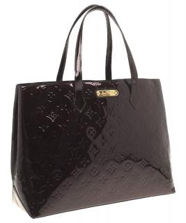 Louis Vuitton Amarante Monogram Vernis GM Tote Bag