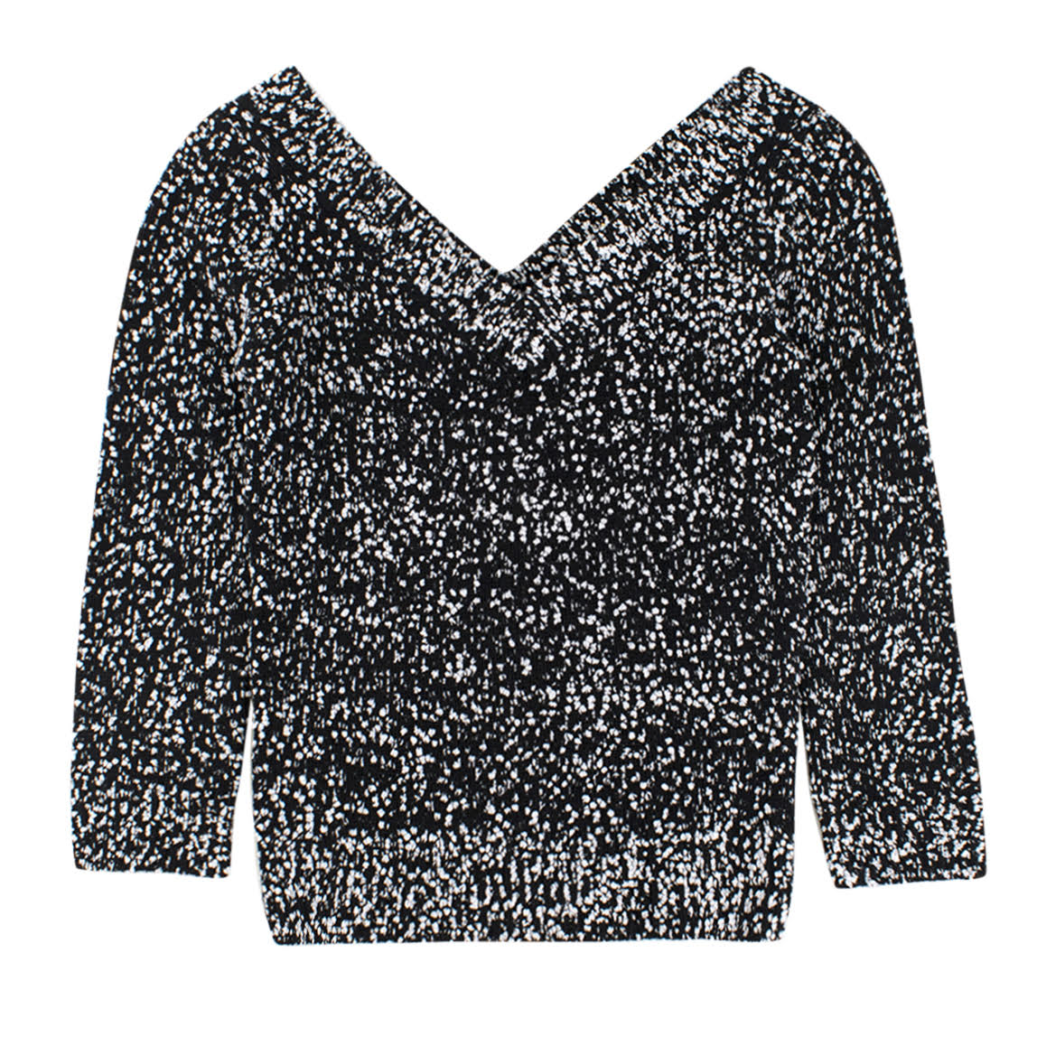 Michael Kors Collection boucle-knit sweater
