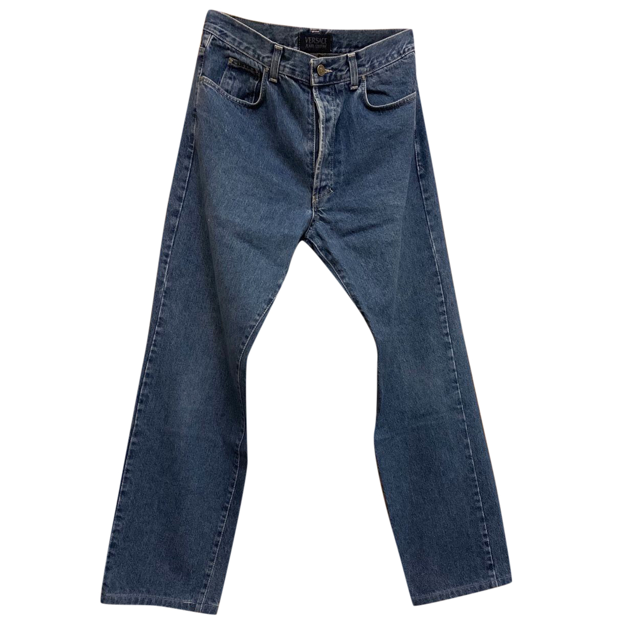 Versace classic-fit jeans