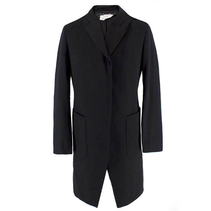 Atsuro Tayama Black Coat