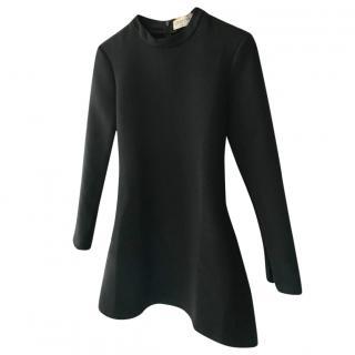Etre Cecile black A-line mini dress