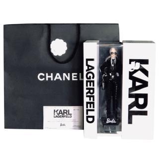 Karl Lagerfeld Barbie Doll