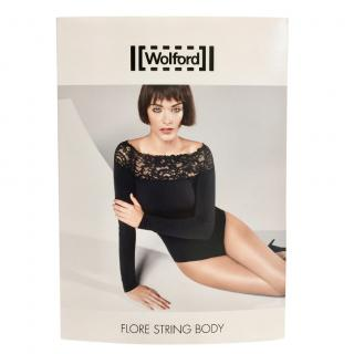 Wolford Flore Lace String Body