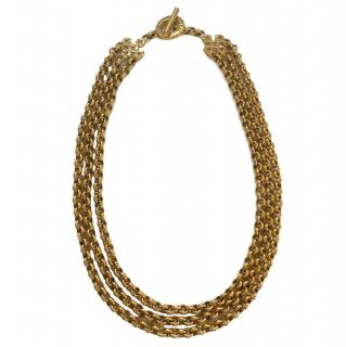 Nina Ricci Couture Vintage Necklace