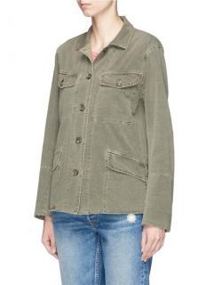 James Perse Surplus Jersey Jacket