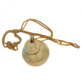 Ralph Lauren Vintage Medallion Necklace